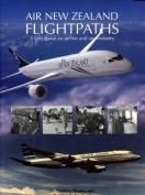 Air New Zealand Flightpaths