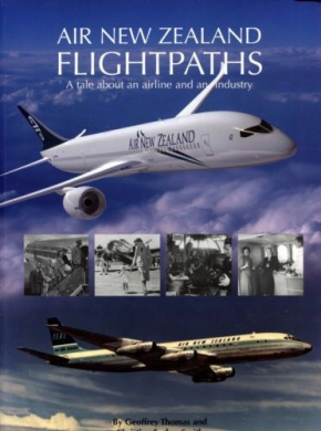 Air New Zealand Flightpaths: The Tale of an Industry and an Airline