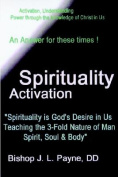 "Spirituality Activation ""To Save America - Salvation and Revival in Our Land"""