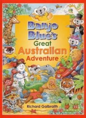 Banjo Blue's Great Australian Adventure