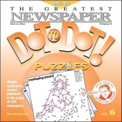 The Greatest Newspaper Dot-To-Dot! Puzzles