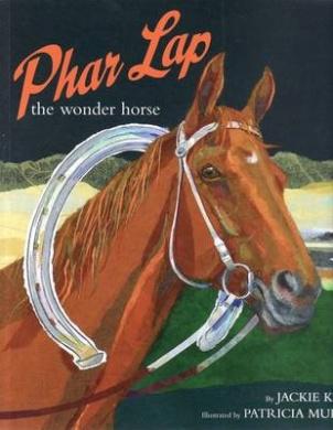 Phar Lap the Wonder Horse