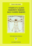 Vitamins at a Glance, Homeopathy Remedies, Bach Flowers Remedies