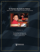 To Nurture the Soul of a Nation