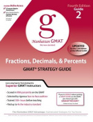 Fractions, Decimals, and Percents GMAT Preparation Guide
