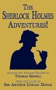 The Sherlock Holmes Adventures!