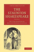 The Staunton Shakespeare 3 Volume Paperback Set