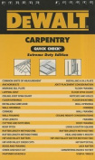Dewalt Carpentry Quick Check