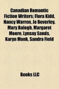 Canadian Romantic Fiction Writers