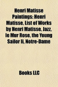 Henri Matisse Paintings