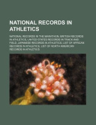 National Records in Athletics