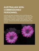 Australian Non-Commissioned Personnel
