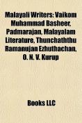 Malayali Writers