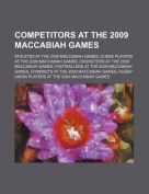 Competitors at the 2009 Maccabiah Games