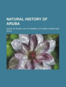 Natural History of Aruba