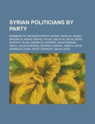 Syrian Politicians by Party