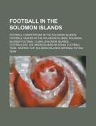 Football in the Solomon Islands