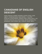 Canadians of English Descent