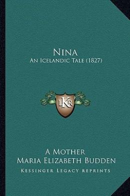 Nina: An Icelandic Tale (1827)