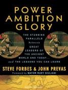 Power Ambition Glory [Audio]