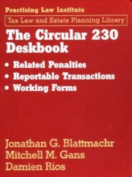 Circular 230 Deskbook