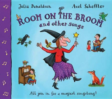 Room on the Broom and Other Songs