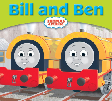 Bill and Ben: Based on Works by the Rev W. Awdry