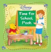 "Disney ""Winnie the Pooh"" Time for School"