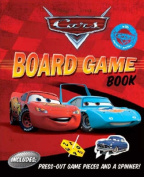 "Disney ""Cars"" Board Game Book"