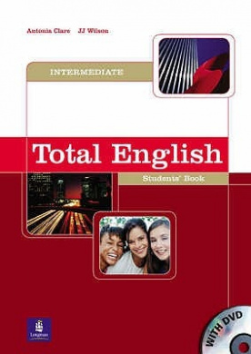 Total English Intermediate Students' Book and DVD Pack (Total English)