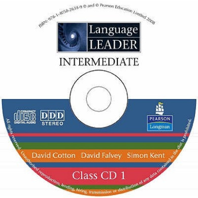 Language Leader Intermediate Class CDs (Language Leader)