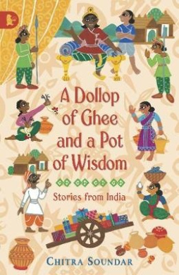 A Dollop of Ghee and a Pot of Wisdom (Walker Racing Reads)