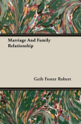 Marriage And Family Relationship