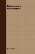 Rudimentary Mathematics [Large Print]