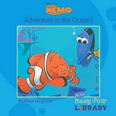 """Disney """"Finding Nemo"""": Adventure in the Ocean"""