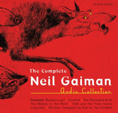 The Ultimate Neil Gaiman Audio Collection