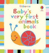 Baby's Very First Book of Animals (Baby's Very First) [Board book]