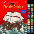 See Inside Noisy Pirate Ships (Usborne See Inside) [Board book]