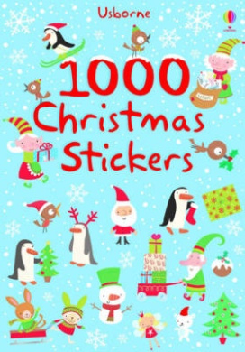 1000 Christmas Stickers (1000s of Stickers)