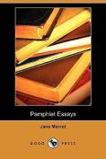 Pamphlet Essays (Dodo Press)