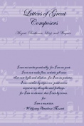 Letters of Great Composers
