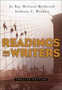 Readings for Writers 12e