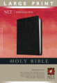 Holy Bible NLT, Personal Size Large Print edition [Large Print]
