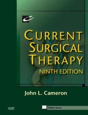 Current Surgical Therapy: Expert Consult: Online and Print (Current Therapy)