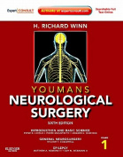 Youmans Neurological Surgery, 4-Volume Set