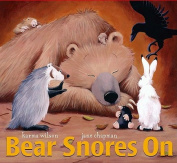 Bear Snores on [Board Book]