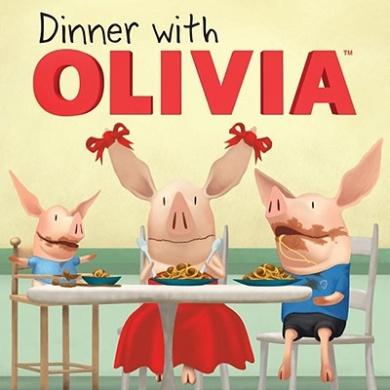 Dinner with Olivia (Olivia (8x8))
