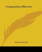 Composition Rhetoric