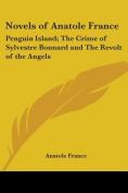 Novels of Anatole France