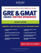 Kaplan GRE and GMAT Exams Writing Workbook